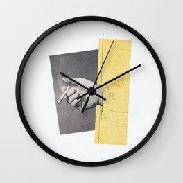 Cigarettes & Cigarettes Wall Clock