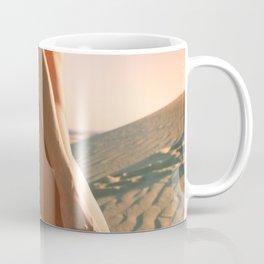 0837 Sandy Dune Nude   Torso Coffee Mug
