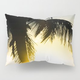 Palm Beach Gold Pillow Sham