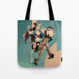 La Femme Tote Bag