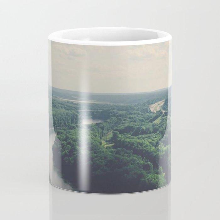 Flying Above St. Paul Coffee Mug