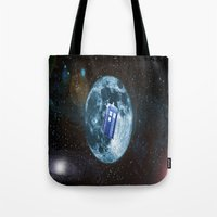 dr who Tote Bags featuring dr who by store2u