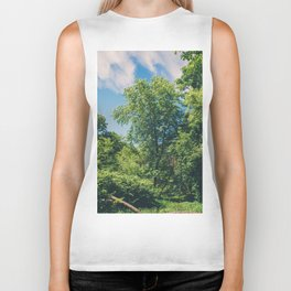 Forests breeze Biker Tank
