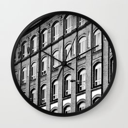 Berlin Lofts Wall Clock