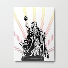 Germania Triumphant Metal Print