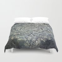 classic Duvet Covers featuring CLASSIC by ED design for fun