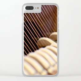 Hammers Clear iPhone Case