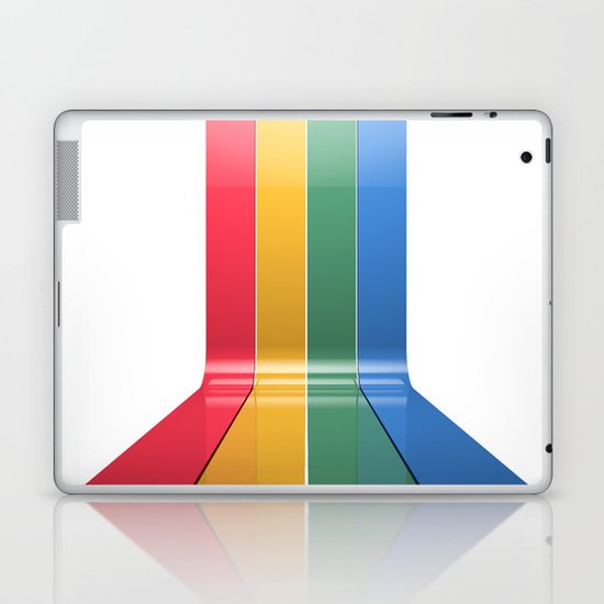 The Colors   Laptop & iPad Skin