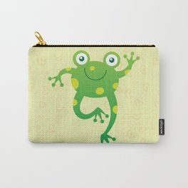 Sweet Baby Frog Carry-All Pouch
