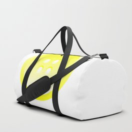 Button (from Design Machine archives) Duffle Bag
