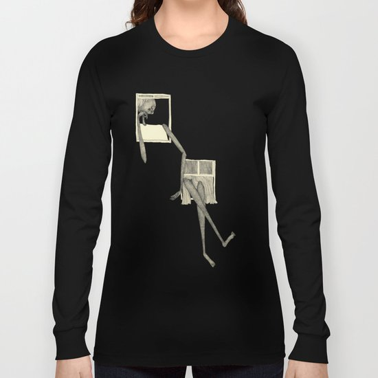 absent-minded Long Sleeve T-shirt