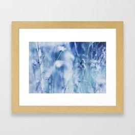 Living free and easy Framed Art Print