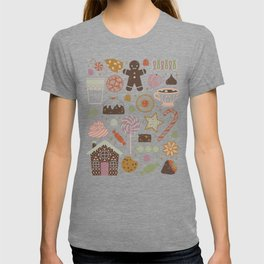 In the Land of Sweets T-shirt