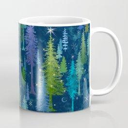 Midnight Pines Wonderland Coffee Mug