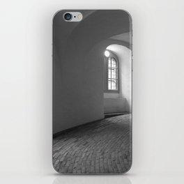 Copenhagen Round Tower 4 iPhone Skin