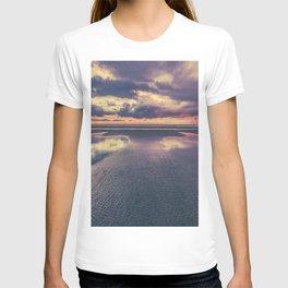 Stormy Beach Sunset T-shirt
