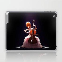 The Cello Player Laptop & iPad Skin