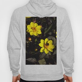 Bee in a Flower Hoody