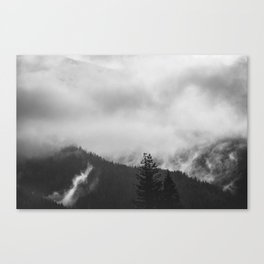 Undone - nature photography Canvas Print