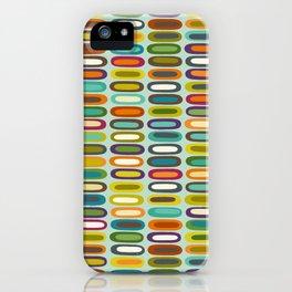 lozenge mint iPhone Case
