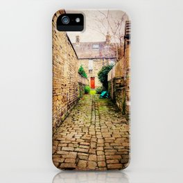 The way to... - Linz- iPhone Case