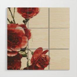 Love Petals Wood Wall Art