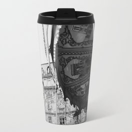 Paris Carousel Travel Mug