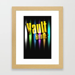 Borderlands Tribute -  Vault Hunter Framed Art Print