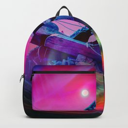 Our world is a magic - Time Tunnel 2 Backpack