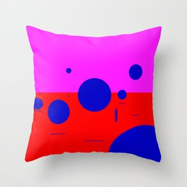 Fingerman 1 Throw Pillow