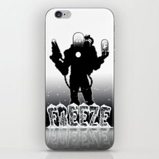 MR.Freeze iPhone & iPod Skin