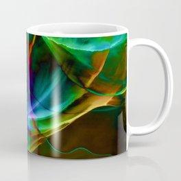 Aurora Blue Coffee Mug