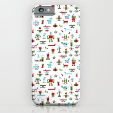 Robots-RGB Slim Case iPhone 6s
