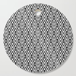 Op Art 148 Cutting Board