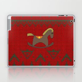 Children's rocking Horse Laptop & iPad Skin