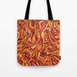Mushroom Gorge Tote Bag
