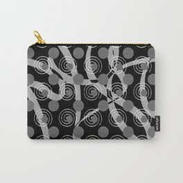 Love Laces black Carry-All Pouch