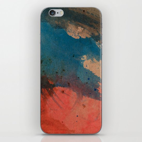 Attack in Surfers Paradise iPhone & iPod Skin