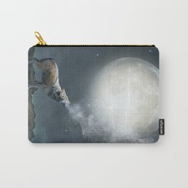 The Light of Starry Dreams Carry-All Pouch