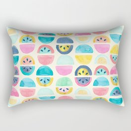 Slice of Happy Rectangular Pillow