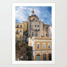 San Francesco al Corso, Cupola Art Print