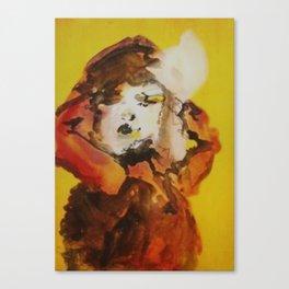 jess Canvas Print
