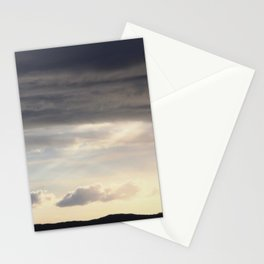 Hope in the horizon Stationery Cards