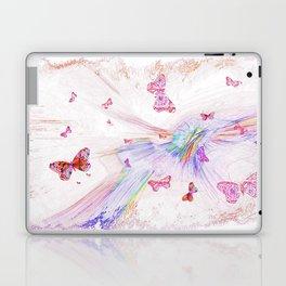 """Flash Dream ~ Butterflies"" Laptop & iPad Skin"