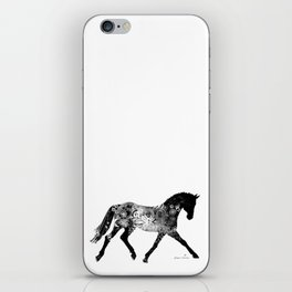 Horse (Noblesse oblige) iPhone Skin
