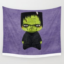 A Boy - Frankenstein's monster Wall Tapestry