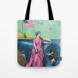 Columbia Tote Bag