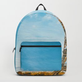Eiffel Tower (Color) Backpack