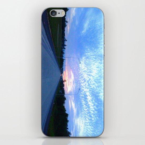To The Sun iPhone & iPod Skin