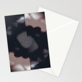 beyond earth Stationery Cards